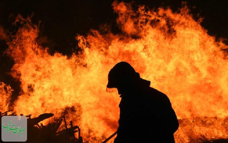 جزئیات-آتشسوزی-و-انفجار-در-ایستگاه-پمپاژ-نفت-درهنی-رامهرمز