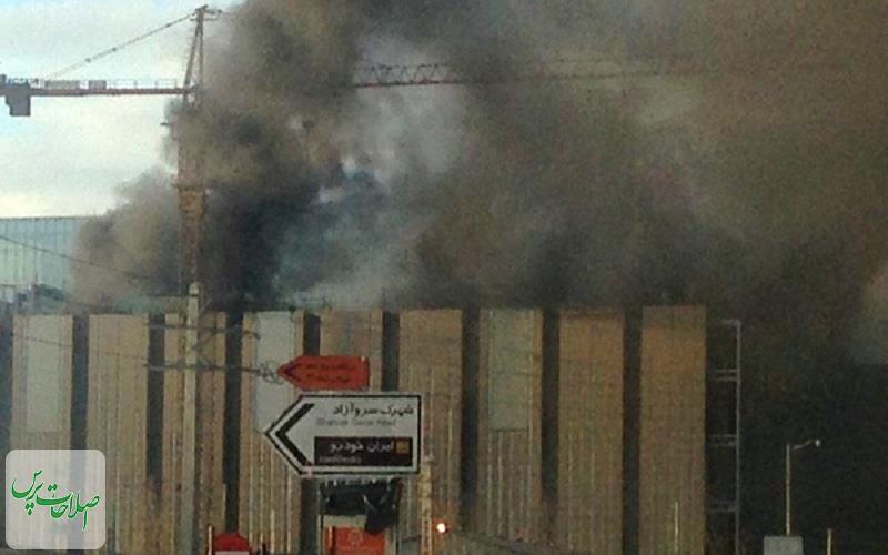 آتشسوزی-در-مرکز-ایرانمال