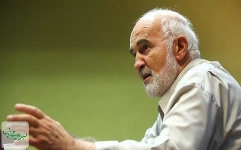 احمد-توکلی-اگر-اعتراض-سازنده-مرسوم-نباشد،-مردم-به-سمت-اعتراض-مخرب-کشیده-میشوند