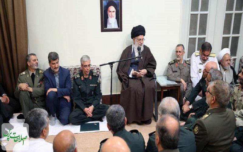 علت-تهاجمهای-بیسابقه-کنونی-بر-ضد-نظام-اسلامی،-قدرت-روز-افزون-این-نظام-است