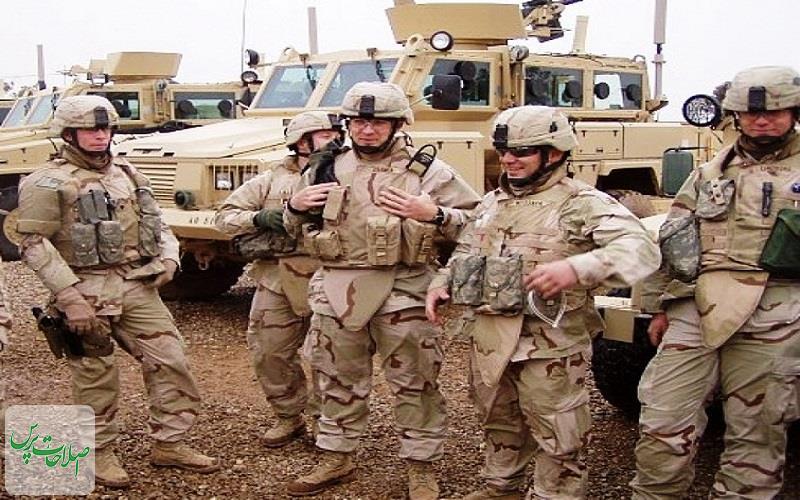 پنتاگون-پنج-هزار-نیروی-نظامی-آمریکا-در-عراق-حضور-دارند
