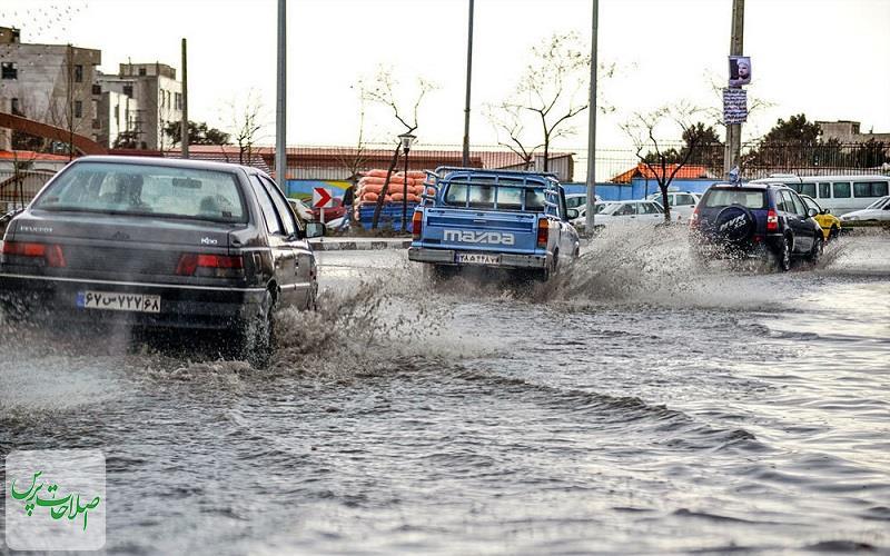 هشدار-رییس-هواشناسی-نسبت-به-احتمال-وقوع-سیل-و-آبگرفتگی-در-۹-استان
