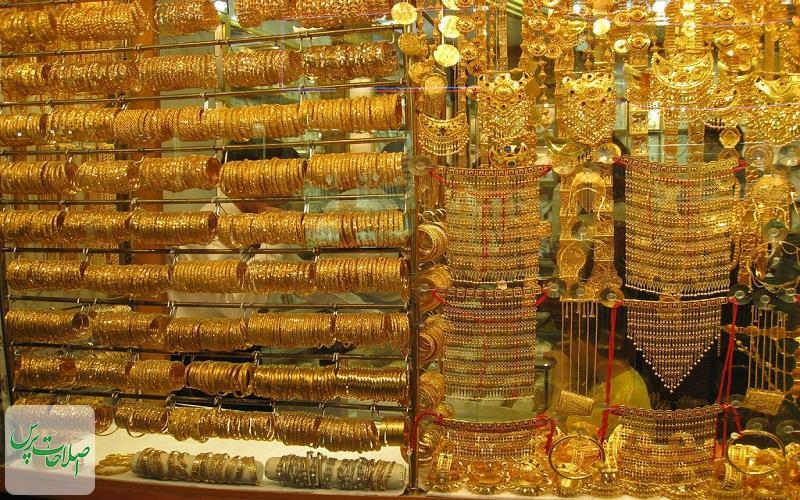 آرامش-بازار-طلا-به-پشتوانه-ثبات-نرخ-ارز