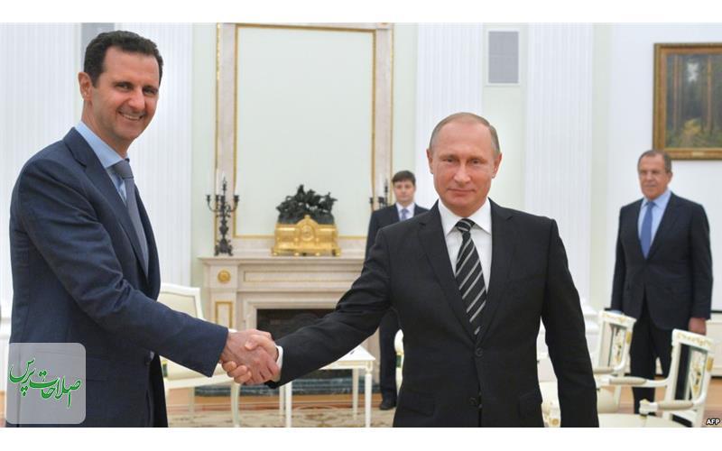 خبر-درخواست-پوتین-برای-خروج-ایران-از-سوریه-کذب-است