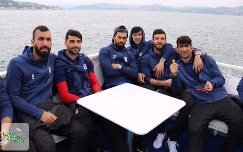 شاگردان-کی-روش-از-اسکله-بیکوز-در-استانبول-دیدن-کردند