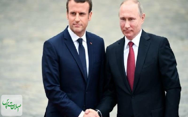 پوتین-و-مکرون-درباره-برجام-مذاکره-میکنند