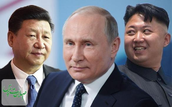 احتمال-نشست-سهجانبه-رهبران-چین،-روسیه-و-کرهشمالی-پیش-از-دیدار-اون-با-ترامپ