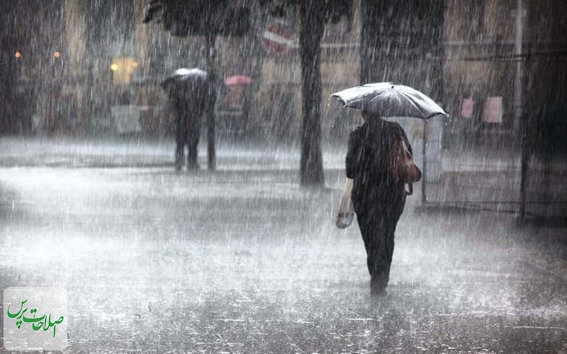 بارش-شدید-باران-در-۱۰-استان-کشور