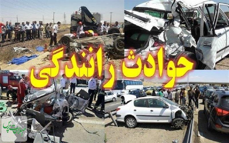 برخورد-سرویس-مدرسه-و-کامیون-در-کرمان-۱۱-مصدوم-و-یک-کشته-برجای-گذاشت