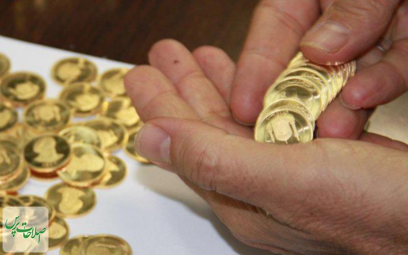 نرخ-سکه-و-طلا-در-۹-فروردین-سکه-تمام-بهار-آزادی-به-قیمت-۶-میلیون-و-۱۵۰-هزار-تومان-رسید