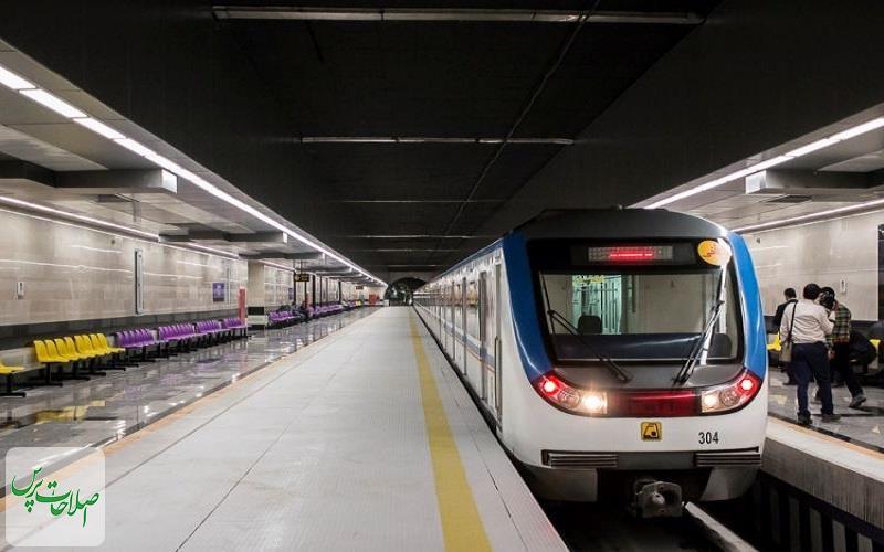 افزایش-۱۰-درصدی-مسافران-مترو-در-اولین-روز-آغاز-سال-تحصیلی