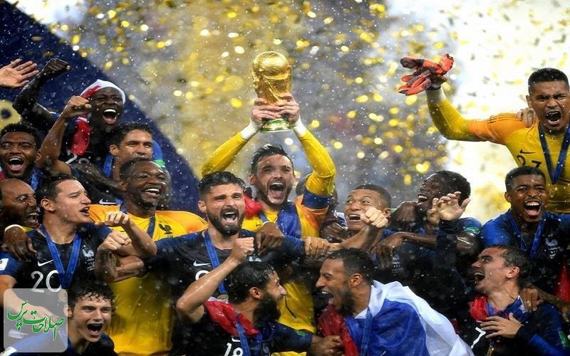 فرانسه-برای-دومین-بار-قهرمان-جام-جهانی-شد