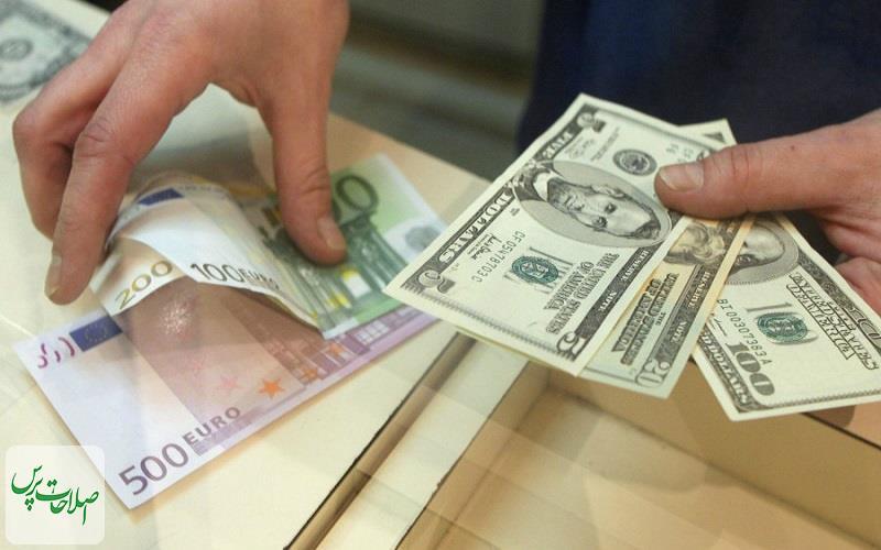 نرخ-رسمی-پوند-و-یورو-و-۲۸-ارز-دیگر-کاهش-یافت