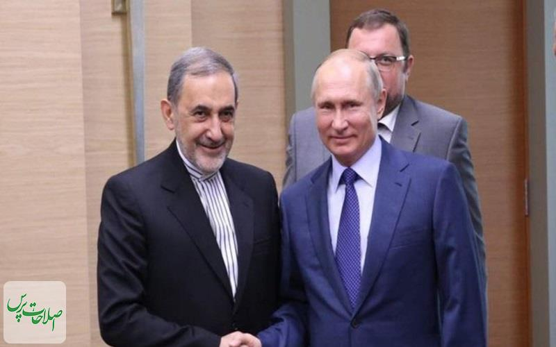 پیامهای-رهبری-و-رئیس-جمهوری-ایران-به-پوتین-تسلیم-شد
