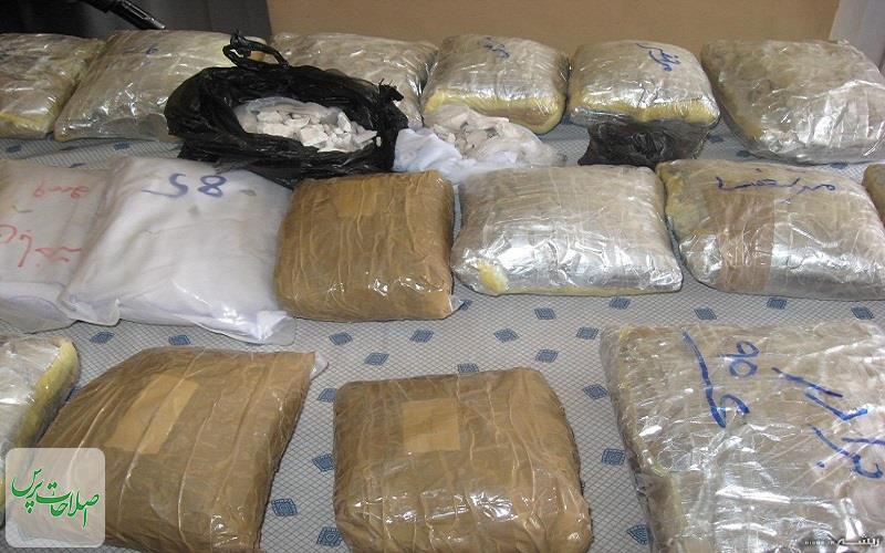 کشف-۱۲-تن-مواد-مخدر-در-هفته-گذشته