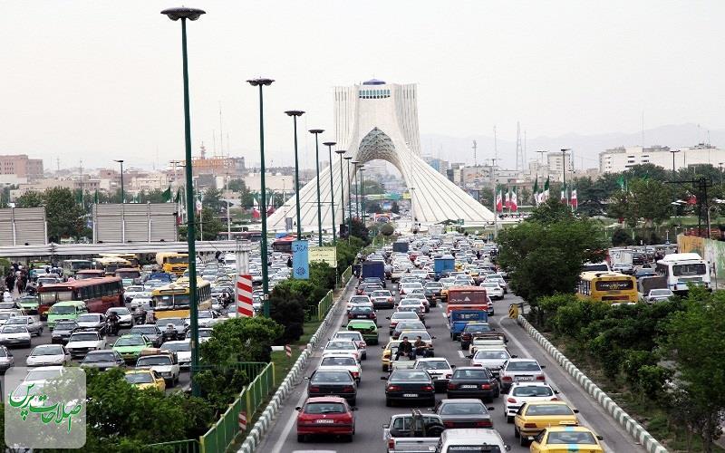 شهرداری-تهران-ترافیک-پایتخت-پس-از-حذف-زوج-یا-فرد-کاهش-ملموس-داشت