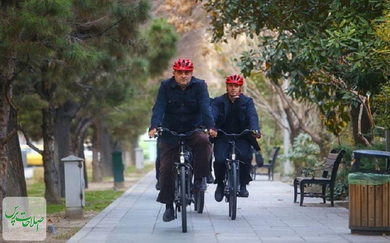 شهردار-تهران-وعده-ورود-دوچرخه-های-ارزان-را-داد
