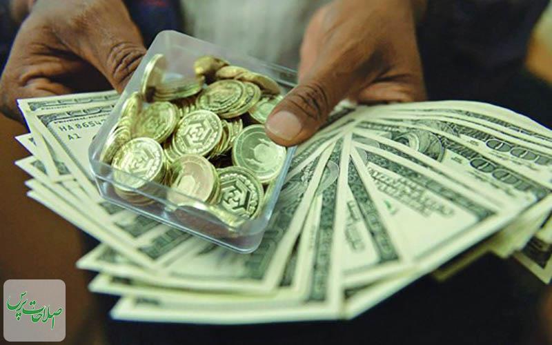 آخرین-قیمتها-از-بازار-سکه،-طلا-و-ارز-در-روز-چهارشنبه