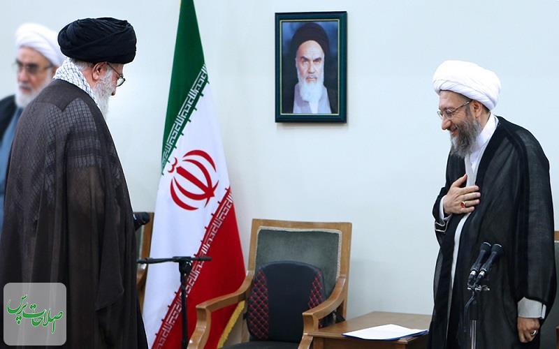 آملی-لاریجانی-رئیس-مجمع-تشخیص-مصلحت-نظام-شد