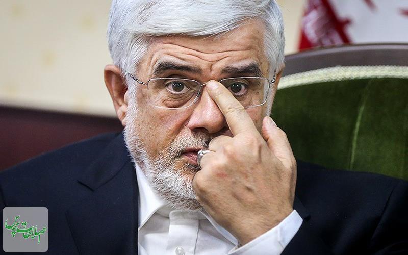 محمدرضا-عارف-هنر-دستگاههای-نظارتی-ما-در-۴-دهه-گذشته-مچگیری-بوده-است