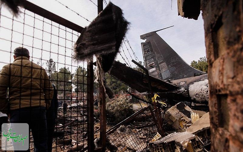 بر-اثر-بروز-خطای-انسانی-و-به-صورت-غیر-عمد،-هواپیمای-اوکراین-مورد-اصابت-قرار-گرفت