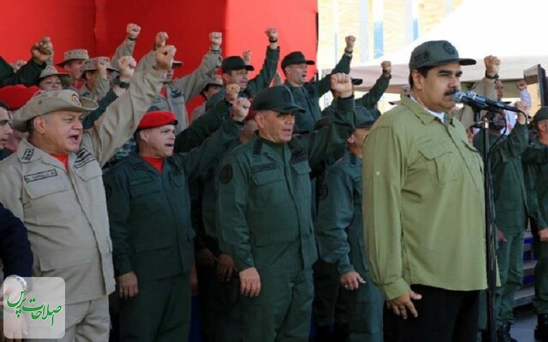 چرا-رهبران-ارتش-ونزوئلا-پشت-مادورو-ایستادهاند؟