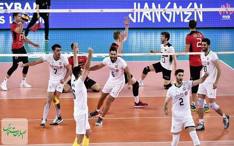 آلمان-هم-مقابل-قدرت-والیبال-ایران-تسلیم-شد