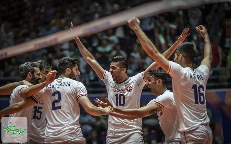 ایران-در-آستانه-صعود-به-مرحله-نهایی-لیگ-ملتهای-والیبال