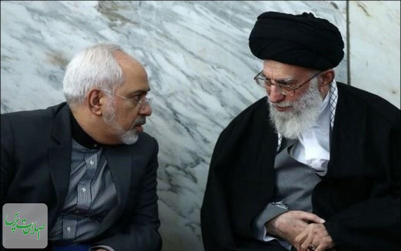 حمایت-چندینباره-رهبر-انقلاب-از-ظریف-در-مقابل-حملات-دلواپسان