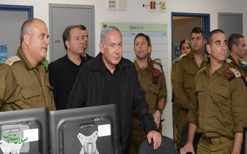 نتانیاهو-در-پی-حمله-حزبالله-جلسه-امنیتی-برگزار-میکند