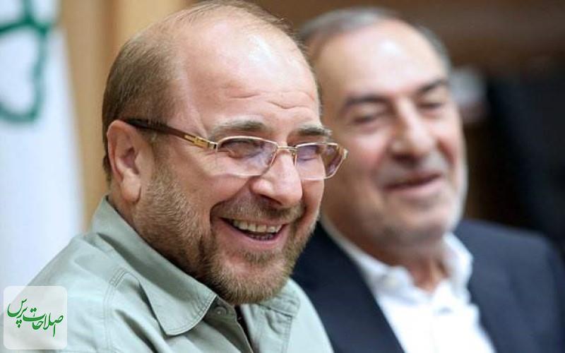 حملات-تند-قالیباف-به-روحانی-سردار-مخالف-مصوبه-سران-قوا-درباره-اصلاح-قیمت-بنزین-است؟
