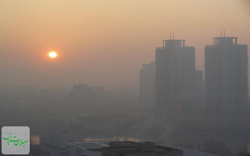 کاهش-کیفیت-هوا-در-۹-شهر-صنعتی-و-پرجمعیت