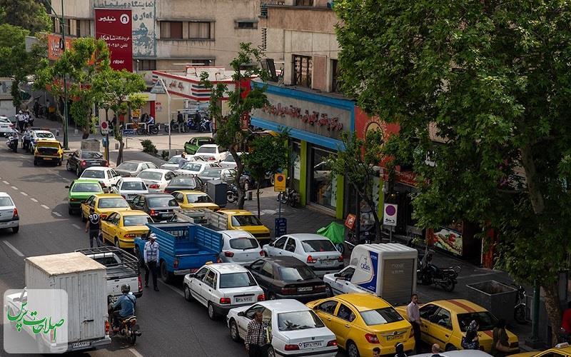 تجمعهای-اعتراضی-در-واکنش-به-تغییر-قیمت-بنزین