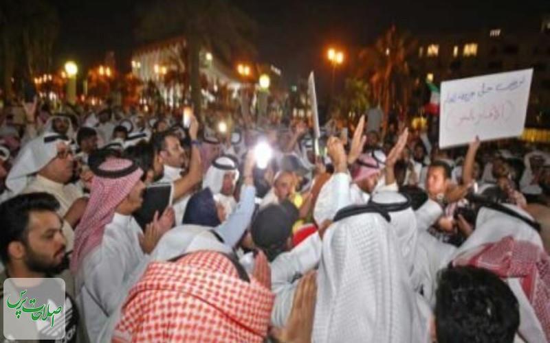 کویتیها-در-اعتراض-به-فساد-تظاهرات-کردند