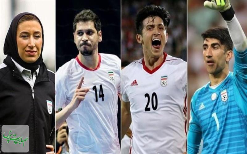 بیرانوند-کاندیدای-مرد-سال-فوتبال-آسیا-شد-شانس-آزمون،-جاوید-و-خسرویار-برای-کسب-عنوان-از-AFC