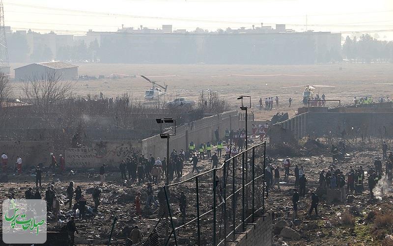 سقوط-هواپیمای-اوکراینی-در-نزدیکی-فرودگاه-امام-خمینی(ره)
