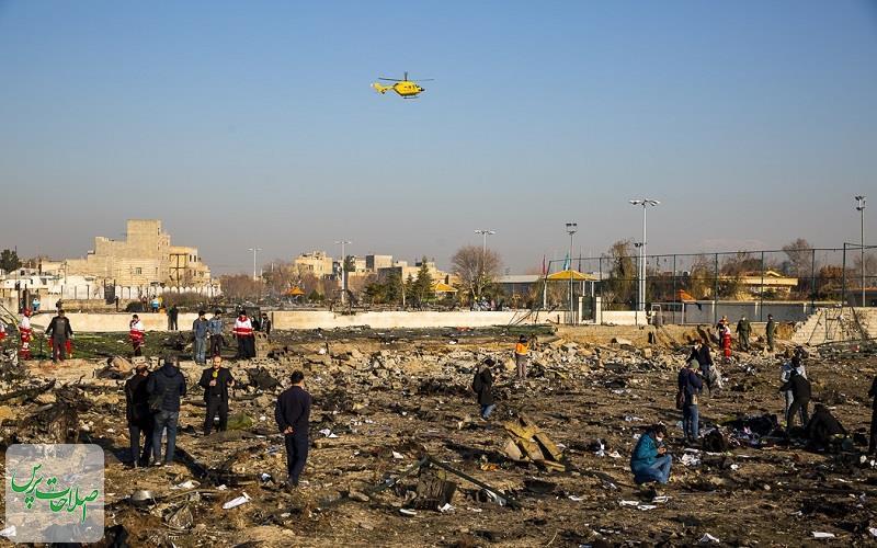 احتمال-زندهبودن-سرنشینان-هواپیمای-اوکراینی-وجود-ندارداعزام-۶۰-تیم-عملیاتی-به-محل-سانحه