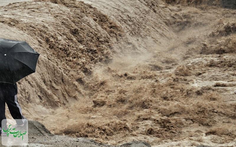 امواج-سیل-۱۷۵-روستای-لرستان-را-محاصره-کرد