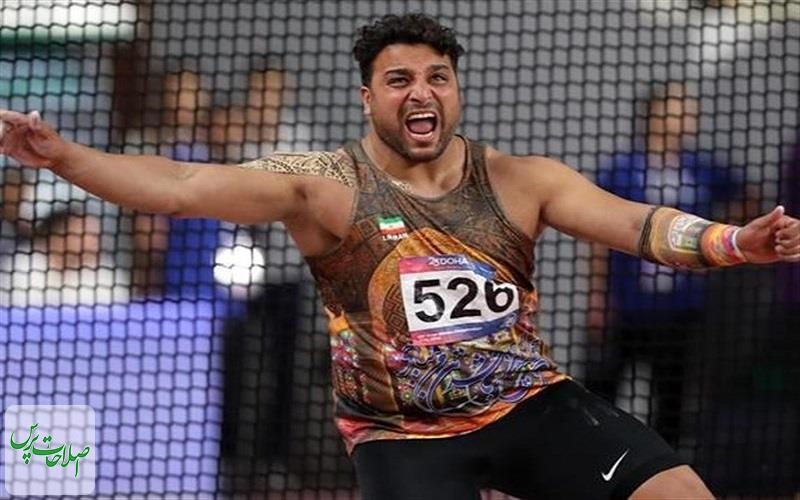 حدادی-به-کسب-دومین-مدال-در-المپیک-امیدوارم
