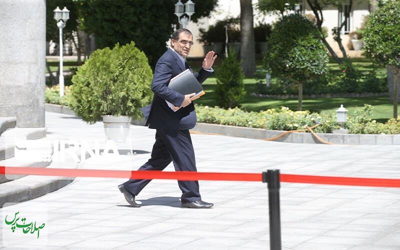 واکنش-دفتر-رئیس-جمهور-به-اظهارات-اینستاگرامی-وزیر-سابق-بهداشت