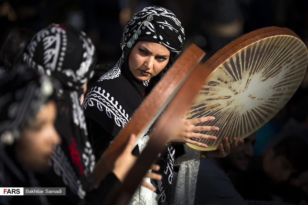 «دف-نوازی»-در-کردستان