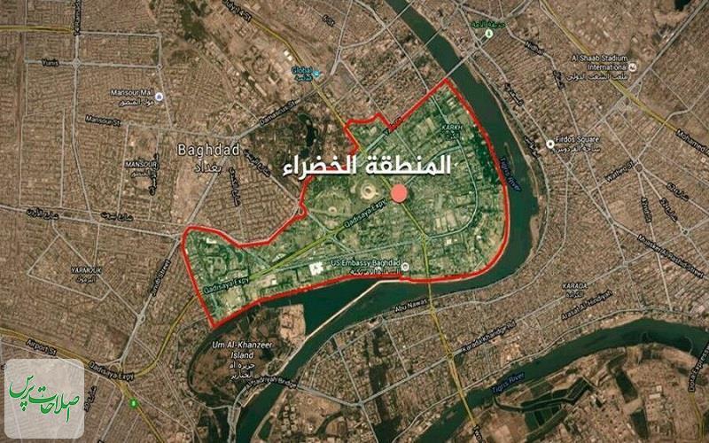 تازه-ترین-اطلاعات-در-مورد-اصابت-۲-راکت-به-منطقه-سبز-بغداد