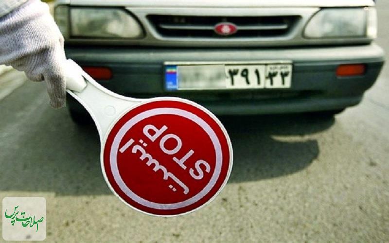 جریمه-نیم-میلیونی-رانندگان-متخلف-طرح-فاصله-اجتماعی-نحوه-عبور-خودروی-مسافران-غیرتهرانی-از-تهران