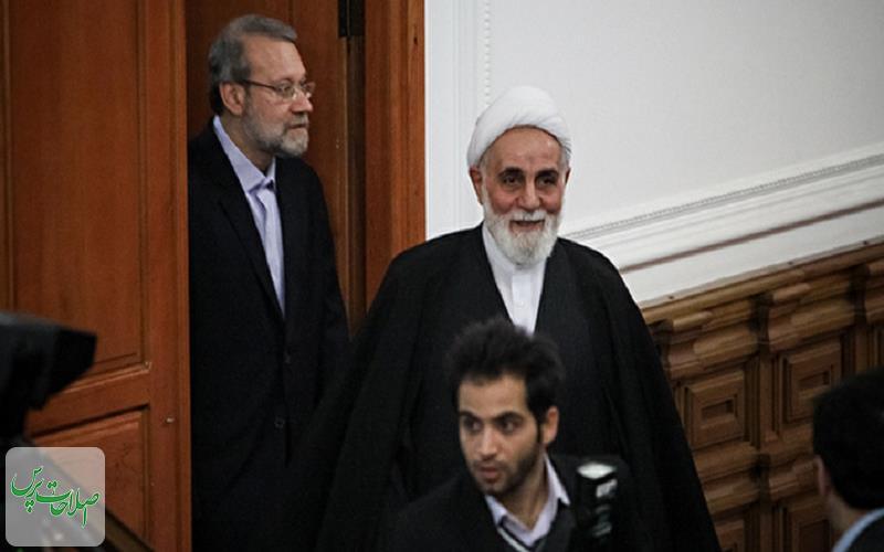 ساکتان-انتخابات-۹۸؛-از-لاریجانی-و-ناطق-نوری-تا-باهنر-و-احمدینژاد