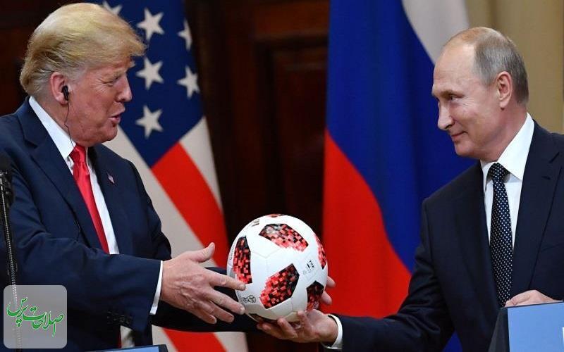 بازی-سیاسی-ترامپ-و-پوتین-با-توپ-طلای-سیاه