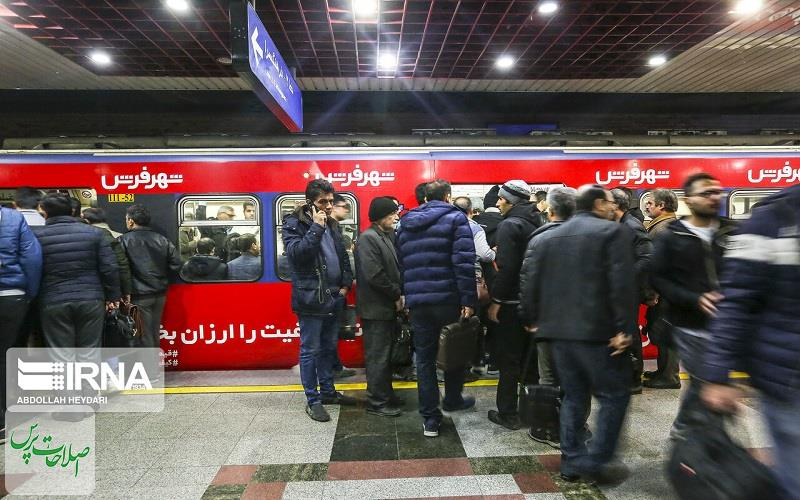 ابراز-نگرانی-رییس-شورای-تهران-از-تراکم-مسافران-در-حمل-و-نقل-عمومی