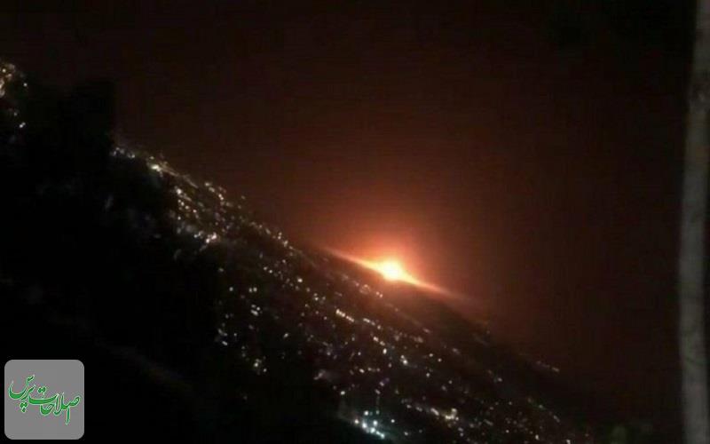 دلیل-صدای-انفجار-در-شرق-تهران-چه-بود؟-انفجار-مخزن-گاز-در-منطقه-عمومی-پارچین