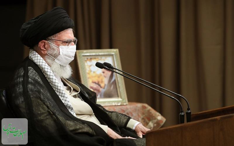 رهبر-انقلاب-اسلامی-دفاع-مقدس-یکی-از-عقلانیترین-حرکات-ملت-ایران-بود