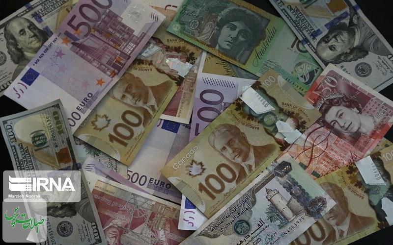 عرضه-۳۰۰-میلیون-درهم-به-بازار-ارز-در-نخستین-روز-هفته