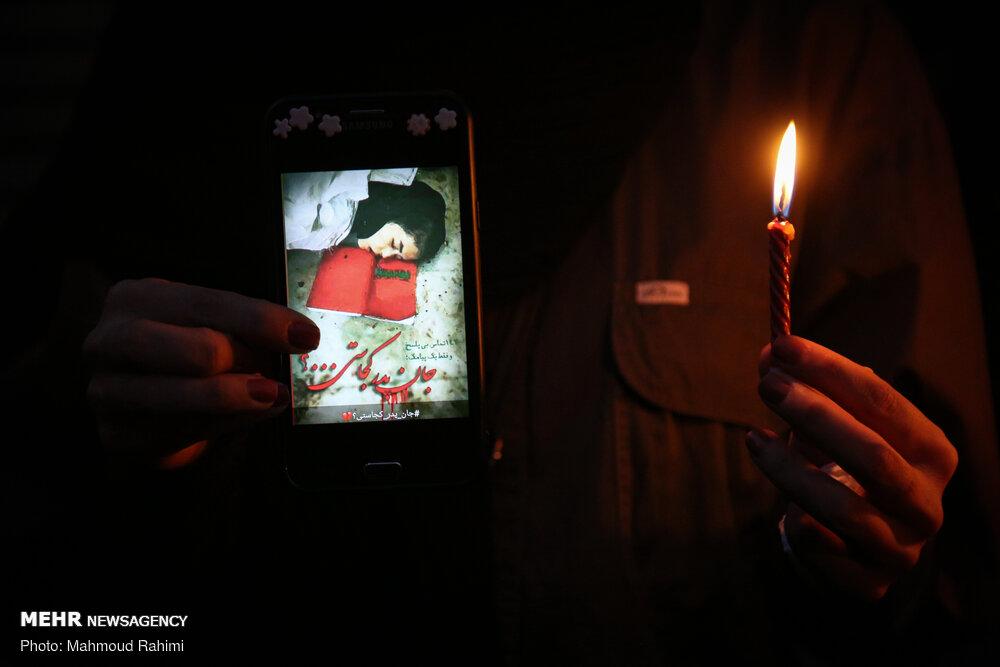 یادبود-سومین-روز-شهادت-دانشجویان-دانشگاه-کابل